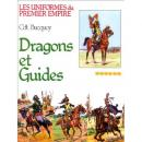 Les uniformes du premier empire, du commandant bucquoy, 11 books