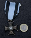 Pologne  2 decorations- Virtuti Military, communist period