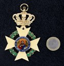 Greece - Order of savior + one military greek plate offered