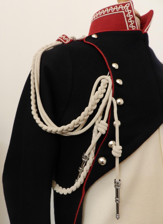 empirecostume chevau l ger polonais garde officier subalterne tenue de sortie. Black Bedroom Furniture Sets. Home Design Ideas