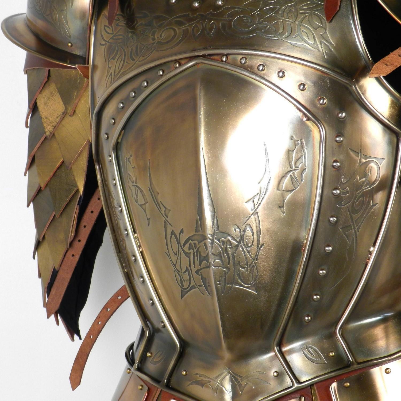 Portable Exhibition Game : Empirecostume game of thrones réplique armure garde