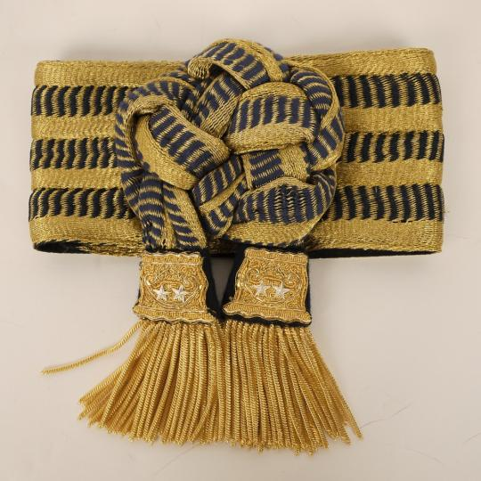 Armband for staff officer of generals and marshalls