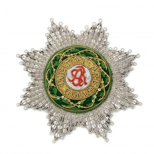 Poland: order of saint stanislas