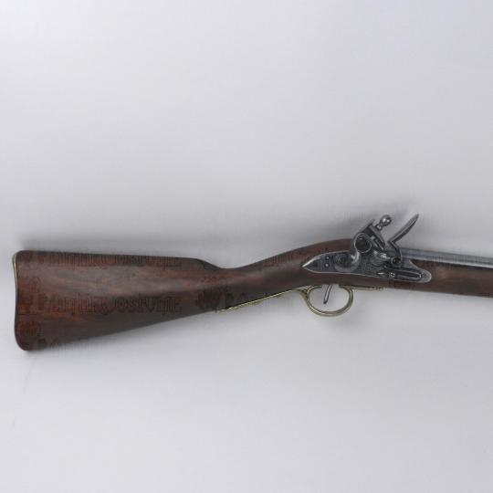 Rifle, 1777 type, from manufacture de saint etienne