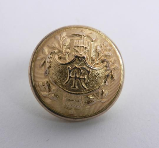 Buttons for ambassadors and prefets: 20 mm. 3rd republic type (1871), used till now.
