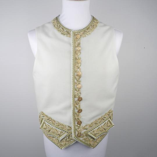 Waistcoat for general, with or without collar