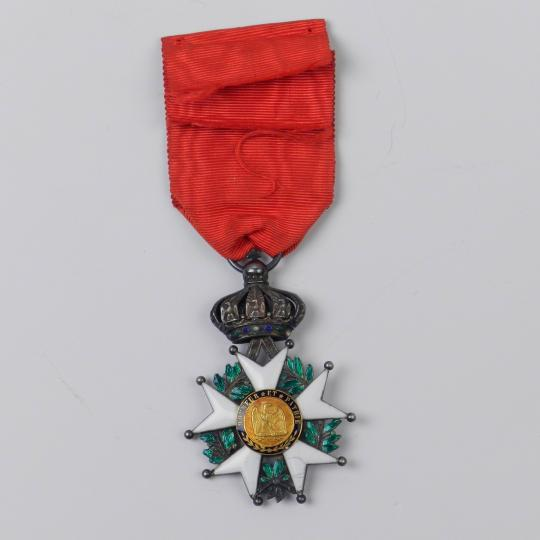 Legion d'honneur chevalier second Empire