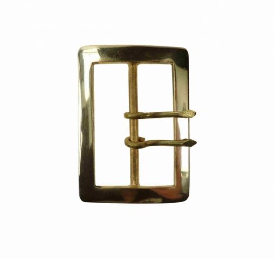 Bronze buckle 80 x 65 mm