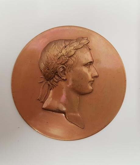 Medal of napoleon, featured as a roman emperor, super offer!