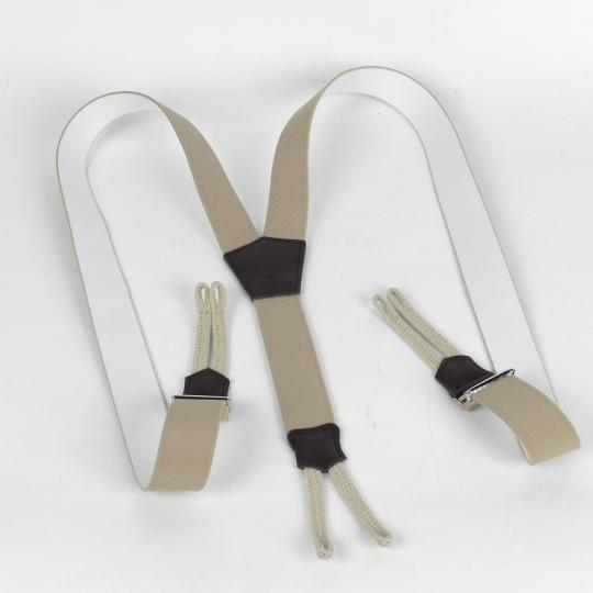 Braces, elastic straps, made in france
