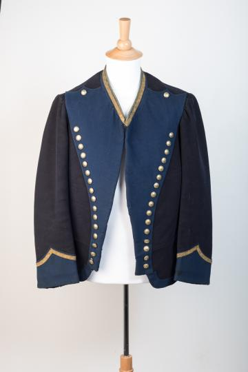 Jacket for postillon, 2nd half of XIX th century