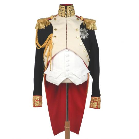 Uniform of Dorsenne. Chest size 100 cm