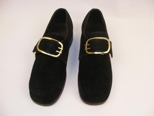 First empire shoes, for troop or civilians , supplied with buckles