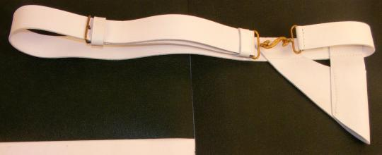 Belt to hang sword for uniform of the Emperor and for other different officers