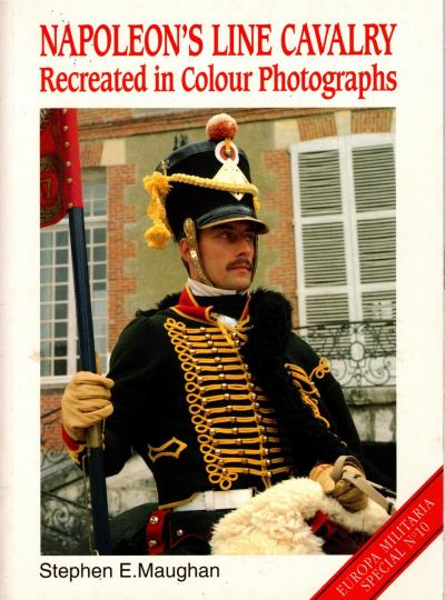 IN ENGLISH! 3 books of Stephen Maugham on Napoleonic uniforms