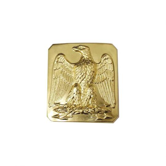 Eagle plate  buckle front (2nd Empire)