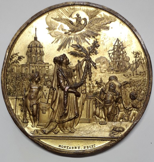 Medal for the return of Napoleon's ashes