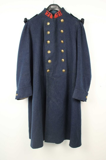 Coat for troop dated 21-4-1899,  Infantry buttons