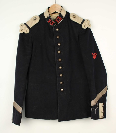 Tunic 1900 type, 13 th dragoon, sergent