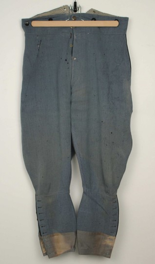 Trousers bleu horizon officer