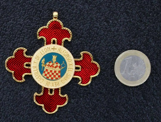 Spain- Order of d'Alfonso X