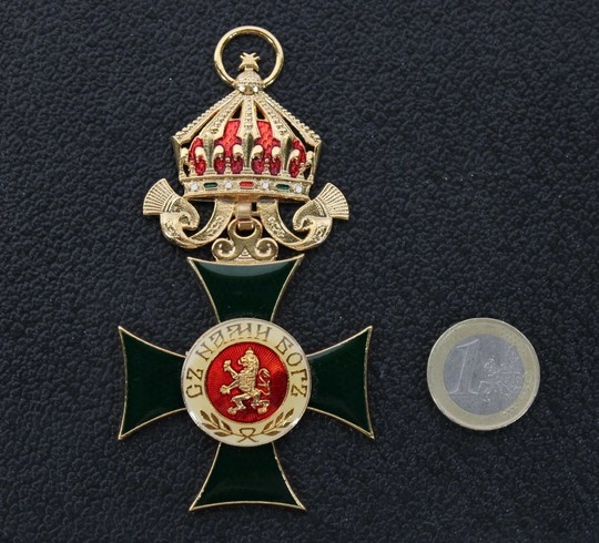 Bulgaria- Order of Saint Alexander