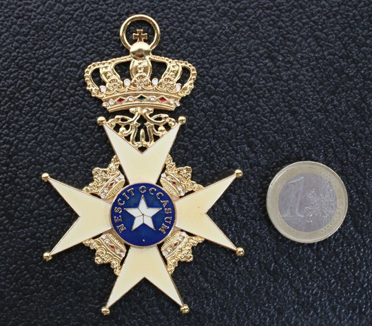 Sweden- Order of polar star