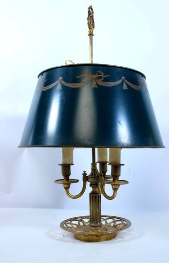 Lamp so called bouillotte