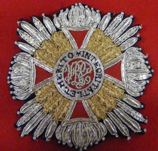 Austria: great cross of order of leopold